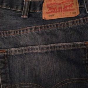 Levi's Jeans - Mens Levis 550 size 48 x 30